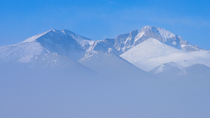 Fourteener Fog