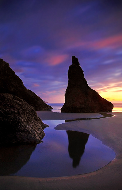 Compromise: Bandon Beach, Oregon
