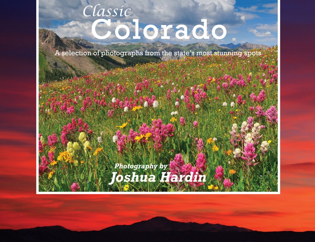 Classic Colorado book by Joshua Hardin cover
