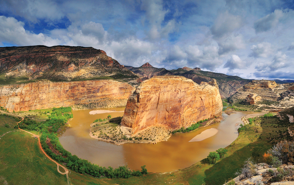 Echo Park, Dinosaur National Monument, Colorado