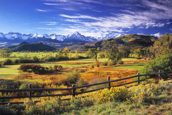 Sneffels Range by Joshua Hardin