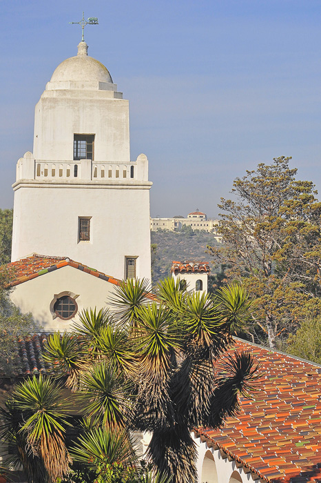 The Presidio of San Diego at Old Town.