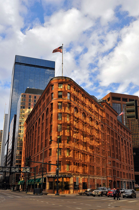 Brown Palace Hotel, Denver