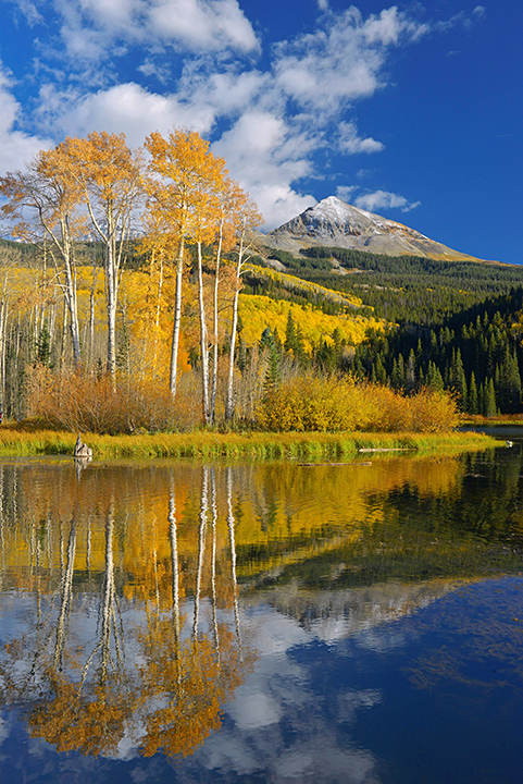 Woods Lake, near Telluride