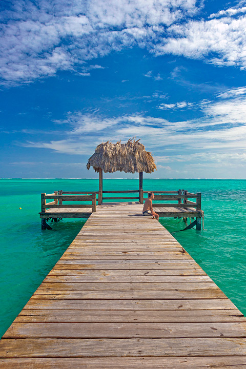 Ramon's Dock, San Pedro, Belize